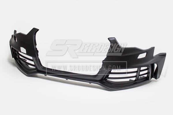 front bumper - Audi A5/ S5/ RS5 SR66 wide body kit