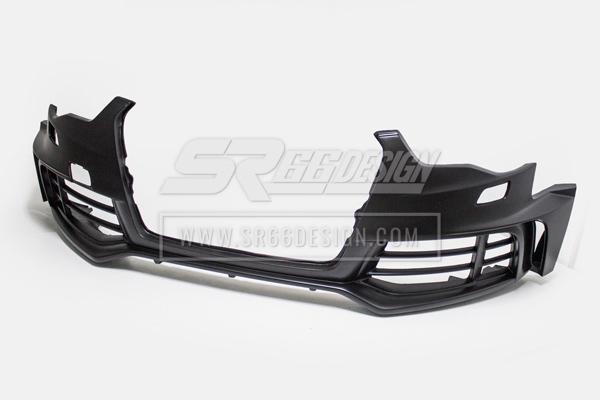 front bumper - Audi A5/ S5/ RS5 SR66 wide body kit