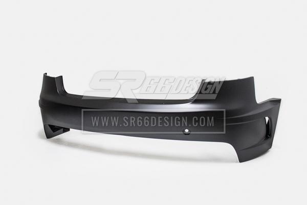 rear bumper - Audi A5/ S5/ RS5 SR66 wide body kit