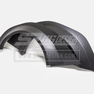 rear fenders - Audi A5/ S5/ RS5 SR66 wide body kit