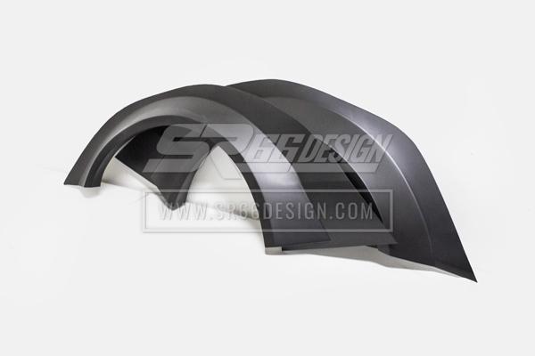rear fenders - Audi A5/ S5/ RS5 SR66 wide body kit