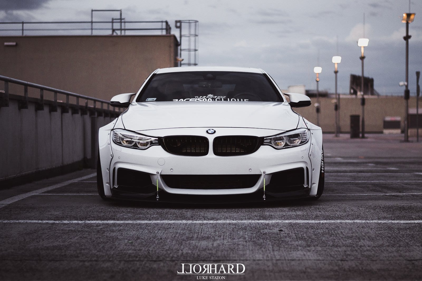 BMW 4series (F32, F33, 335i, 440i) SR66 wide body kit