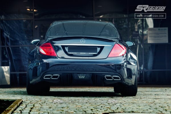 Mercedes-Benz CL C216 (W216) SR66 wide body kit