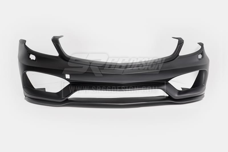 front bumper - Mercedes CL C216 (W216) SR66 wide body kit