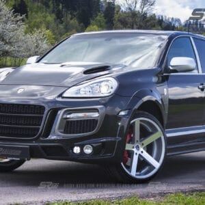 Porsche Cayenne 957 SR66 wide body kit