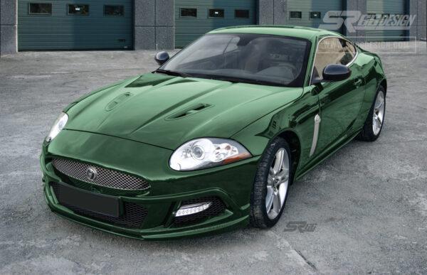 Jaguar XK body kit SR66 Design