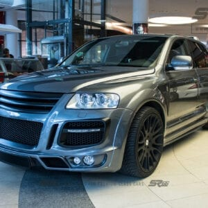 Volkswagen (VW) Touareg (MK1) SR66 wide body kit