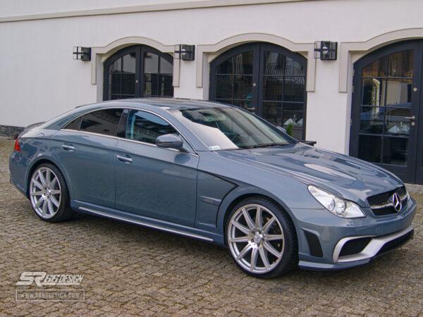 Mercedes-Benz CLS W219 SR66 body kit
