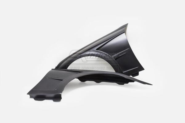 front fenders - Mercedes CLS W219 SR66 body kit