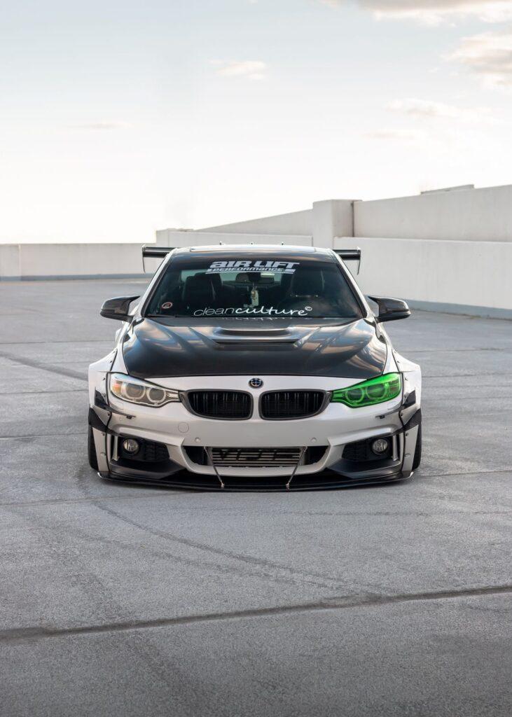 BMW 4series (F32, F33, 428i, 335i, 440i) SR66 wide body kit