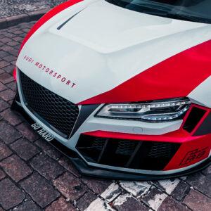 Audi R8 Spyder SR66 wide body kit
