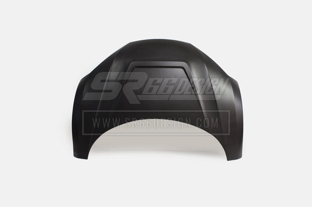 hood - Audi R8 SR66 wide body kit