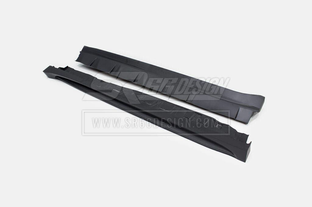 sideskirts - Audi R8 SR66 wide body kit