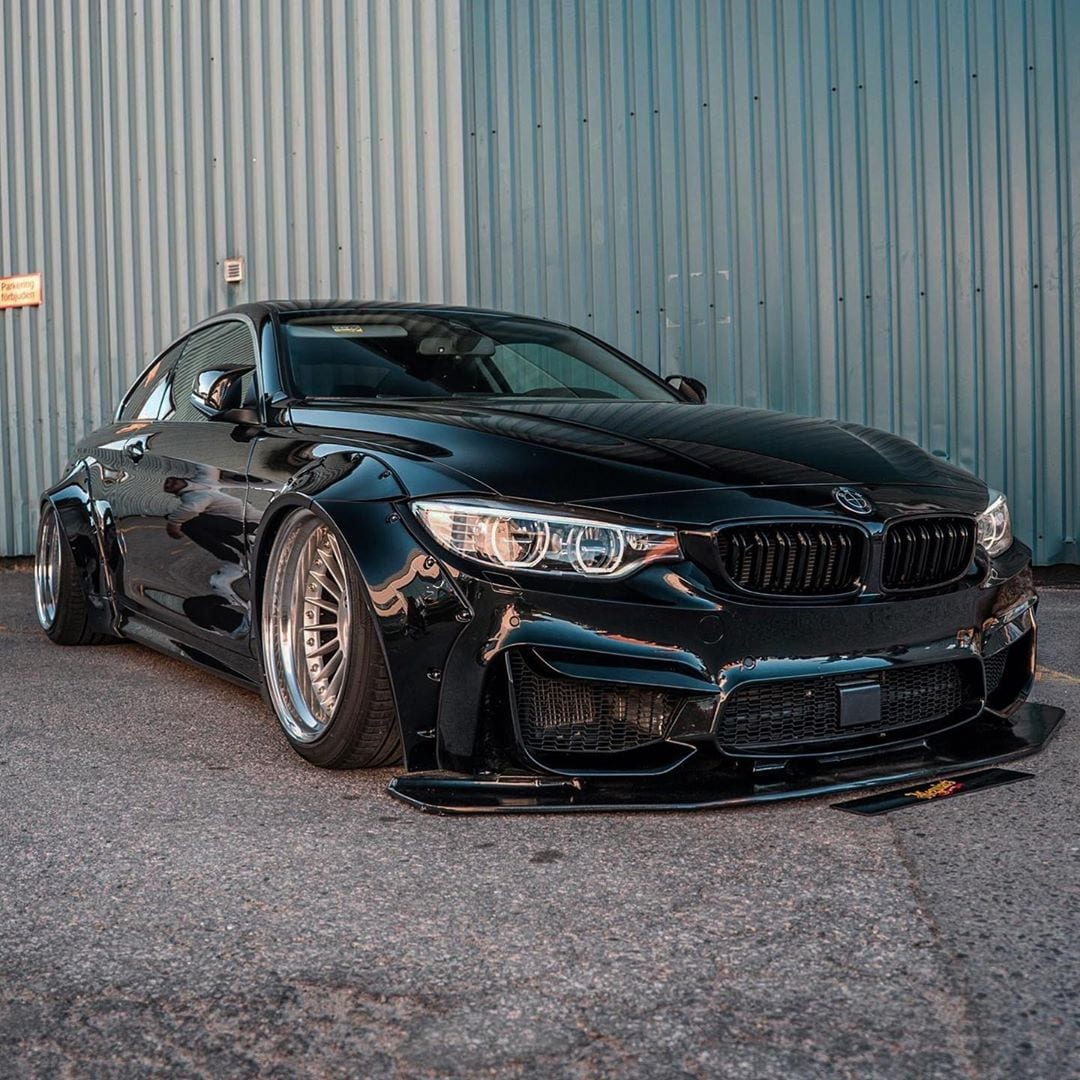 BMW 4series (F32, F33, 428i, 435i, 440i) SR66 wide body kit