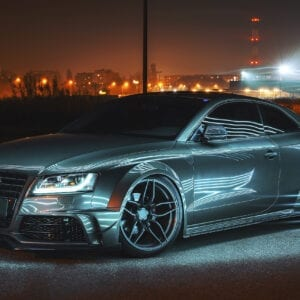 Audi A5 S5 RS5 (8T, B8) SR66 wide body kit