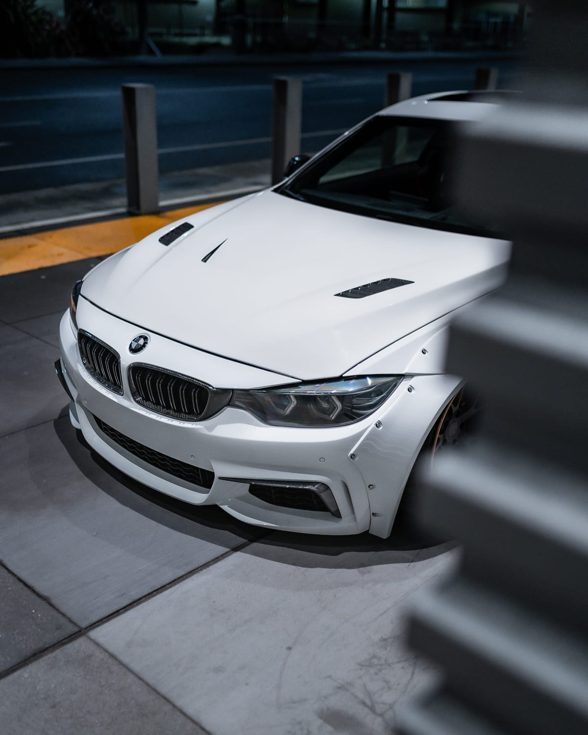 BMW 4series (F32, F33, 435i, 440i) SR66 wide body kit