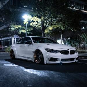 BMW 4series (F32, F33, 435i, 440i) SR66 wide body kit