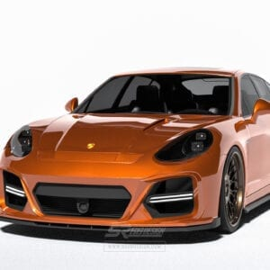 Porsche Panamera 970 SR66 body kit (narrow)