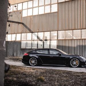 Wide body kit for Porsche Panamera Turbo 970.2