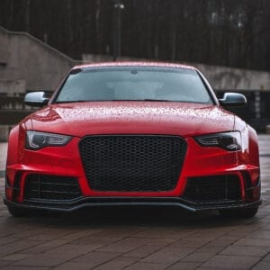 Audi A5 S5 Sportback (8T, B8, B8.5) SR66 wide body kit