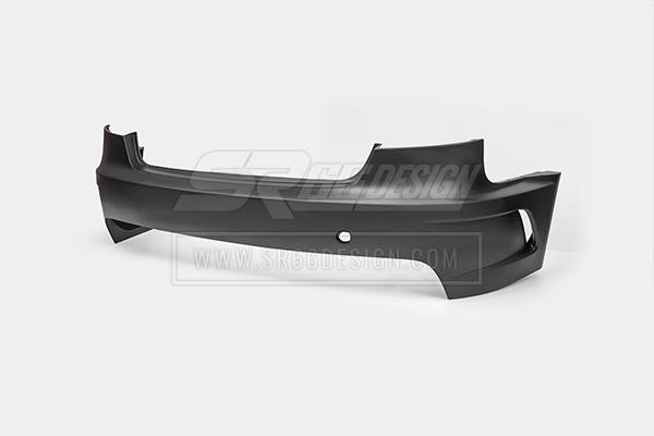 rear bumper - Audi A5/ S5/ RS5 Sportback SR66 wide body kit