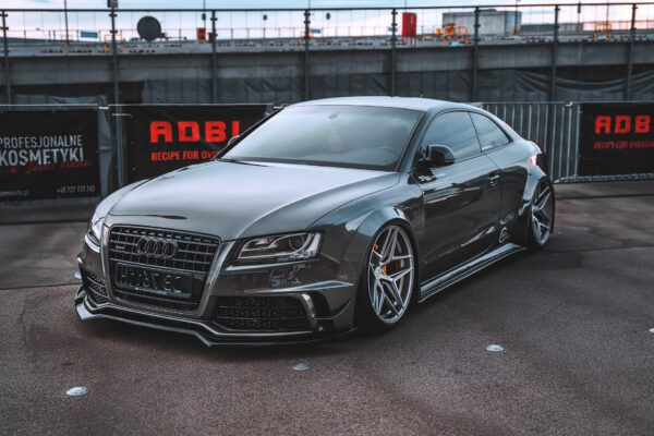 Audi A5 S5 RS5 (8T, B8.5) SR66 wide body kit