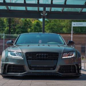 Audi A5 S5 RS5 (8T, B8) SR66 wide body kit