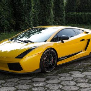 Lamborghini Gallardo SR66 aero set